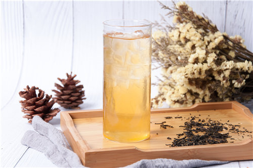茶饮加盟排行榜,鹿仔港奶茶保持优势地位